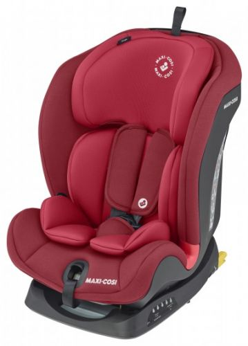 Titan isofix 2020 basic red
