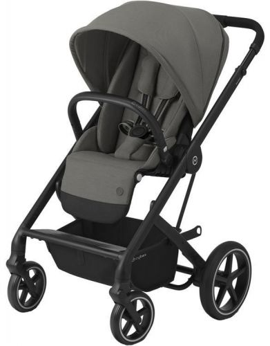 Balios S Lux Black Soho Grey 2020
